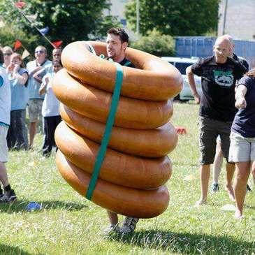 Dizzy Donuts