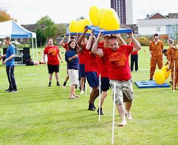 Corporate Its a Knockout