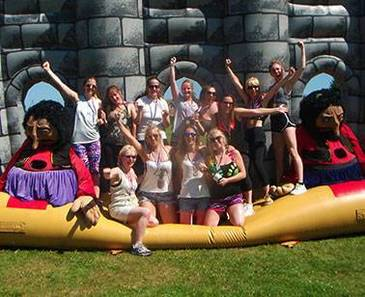 Stag and Hen Its a Knockout